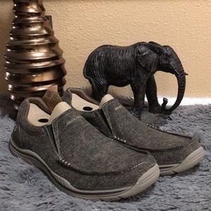 Skechers Vintage Washed Loafers